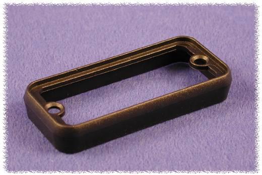 Hammond Electronics 1455KBBK-10 Frame (l x b x h) 8 x 78 x 27 mm ABS Zwart 10 stuks