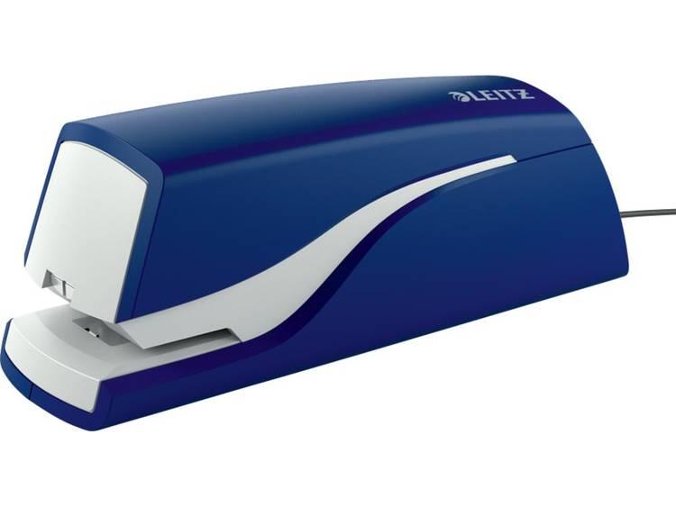 Leitz 5532-00-35 Heftcapaciteit:10 vel (80 g/m²) Blauw 1 stuks