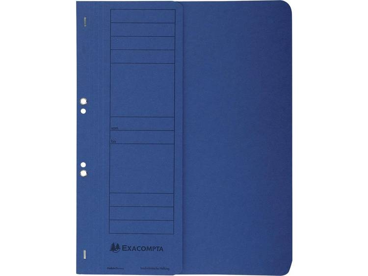Exacompta 351607B Blauw DIN A4