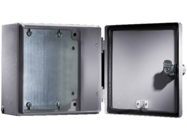 Rittal E-Box 1579.500 Installatiebehuizing 300 x 800 x 155 Plaatstaal Lichtgrijs (RAL 7035) 1 stuks
