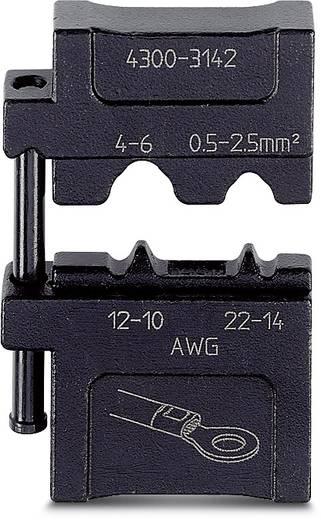 Krimpprofiel Ongeïsoleerde kabelschoenen 0.5 tot 6 mm²