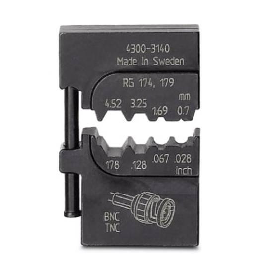 Krimpprofiel Coax-connectoren BNC, TNC RG5