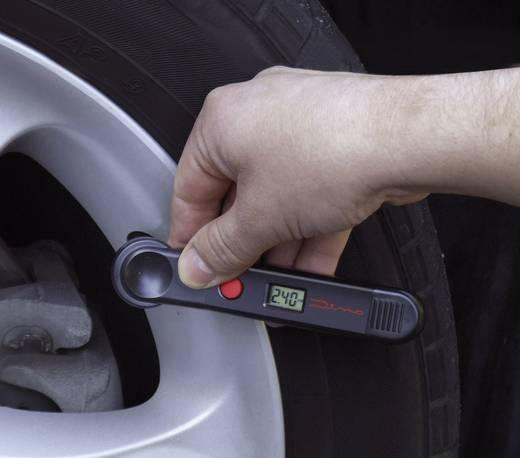 DINO Bandenspanningsmeter Digital Geschikt voor Voor auto's, vrachtwagens, motorfietsen, etc.