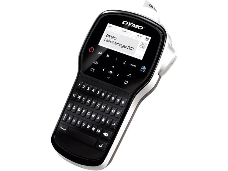 DYMO LabelManager 280 Labelmaker Geschikt voor labels D1 6 mm 9 mm 12 mm