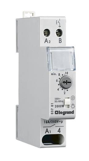 Trappenhuislichtautomaat DIN-rails 230 V/AC Legrand 3701