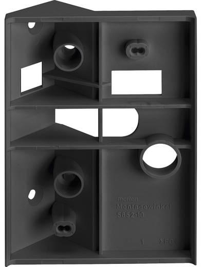 Opbouw, Wand Montagehoek voor bewegingsmelder Merten 565293 Zwart-grijs