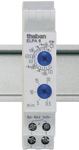 Theben 60002 Trappenhuisschakelaar analoog 1x NO 230 V/AC