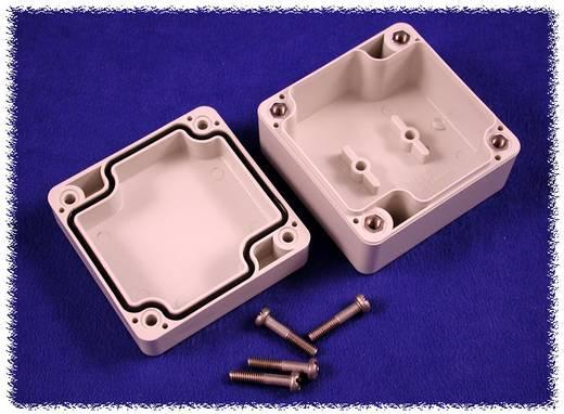 Hammond Electronics 1554B2GY Universele behuizing 65 x 65 x 40 Polycarbonaat Grijs 1 stuks