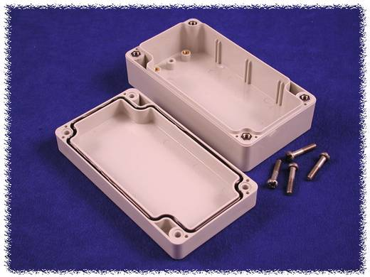 Hammond Electronics 1554C2GY Universele behuizing 120 x 65 x 40 Polycarbonaat Grijs 1 stuks