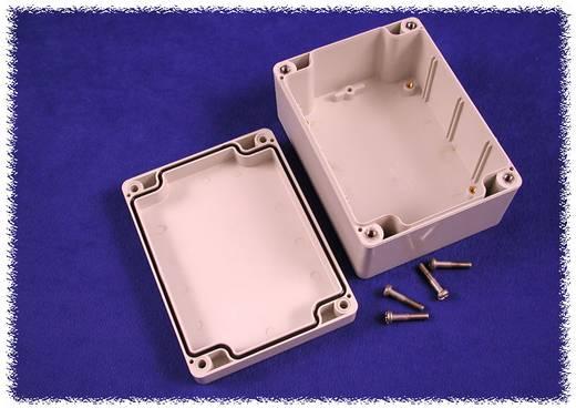Hammond Electronics 1554F2GY Universele behuizing 120 x 90 x 60 Polycarbonaat Grijs 1 stuks