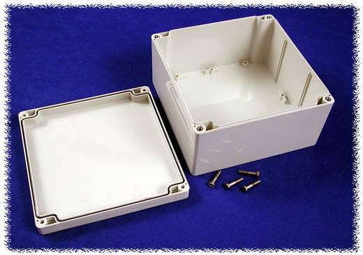 Hammond Electronics 1554S2GY Universele behuizing 160 x 160 x 90 Polycarbonaat Grijs 1 stuks