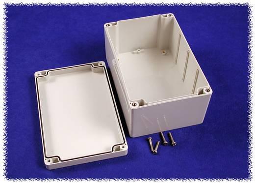 Hammond Electronics 1554R2GYSL Universele behuizing 160 x 160 x 60 Polycarbonaat Grijs 1 stuks