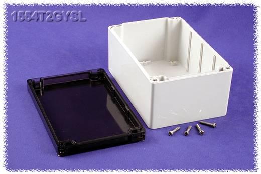 Hammond Electronics 1554T2GYSL Universele behuizing 180 x 120 x 90 Polycarbonaat Grijs 1 stuks