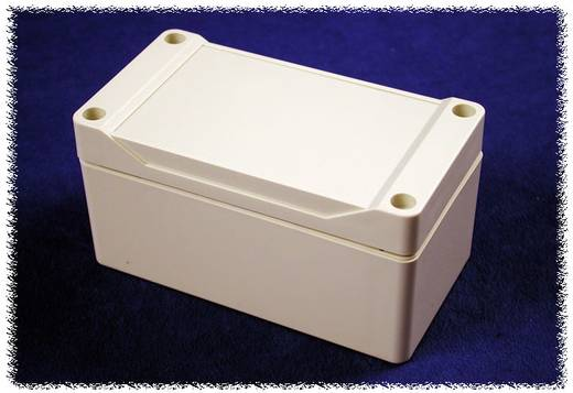 Hammond Electronics 1555DGY Universele behuizing 120 x 65 x 60 ABS Grijs 1 stuks