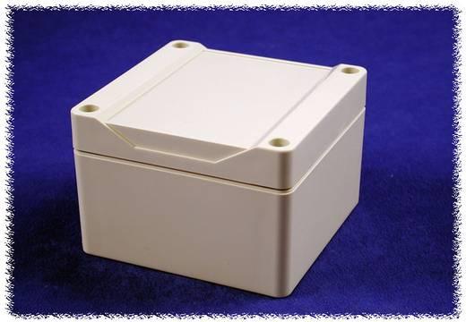 Hammond Electronics 1555E2GY Universele behuizing 90 x 90 x 60 Polycarbonaat Grijs 1 stuks