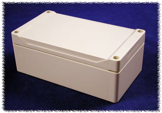 Hammond Electronics 1555JGY Universele behuizing 160 x 90 x 60 ABS Grijs 1 stuks