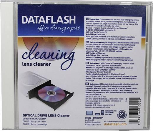 DataFlash DF1352 Reinigings-CD voor laserlenzen 1 stuks