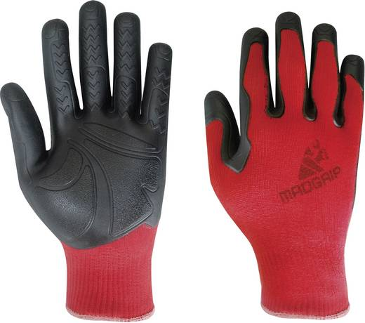 MadGrip 700902 Handschoen Pro Palm Formula 100 50% katoen, 35% nylon, 15% elastan Maat (handschoen): 7, S