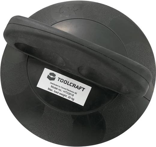TOOLCRAFT 478499 Draagzuignap voor twee vingers draagkracht: 20 kg