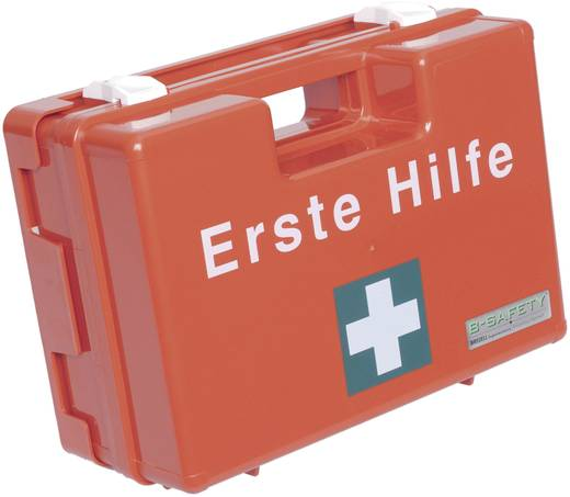 B-SAFETY BR362157 EHBO-koffer standaard DIN 13157 Oranje
