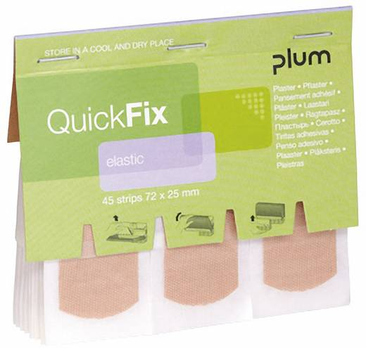 PLUM BR352045 QuickFix navulpak textielen pleisters
