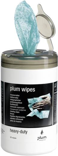 PLUM BR342050 PlumWipes Heavy-Duty reinigingsdoekjes 1 pack