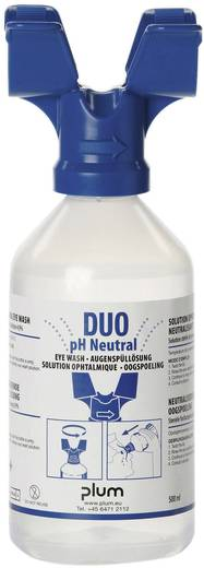 PLUM BR315075 Oogspoelfles pH-neutraal DUO 500 ml