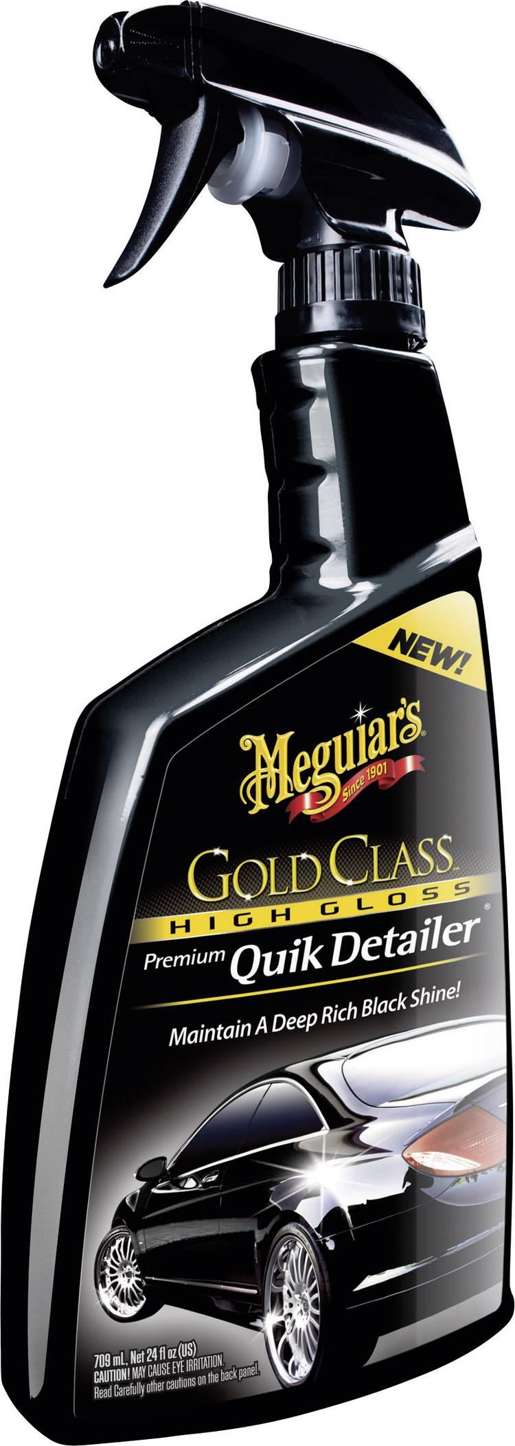 Lakreiniger 473 ml Meguiars Gold Class Quik Detailer G7616