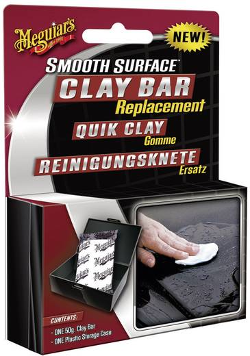 Reinigingsgom 50 g Meguiars Smooth Surface Clay Bar G1001