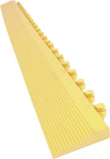COBA Europe SS010002M Oprijranden Solid Fatigue Step geel mannelijk 1 stuks