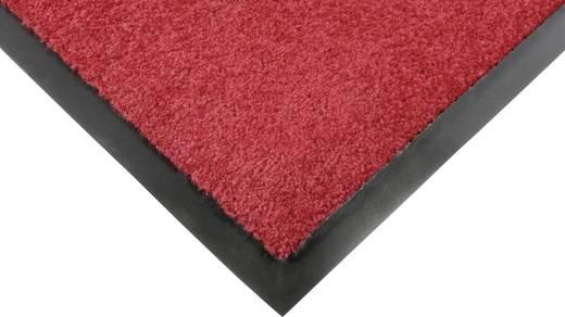 COBA Europe PP030001 Afloopmat Entra-Plush rood (l x b) 0.9 m x 0.6 m 1 stuks