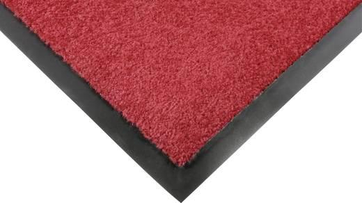 COBA Europe PP030002 Afloopmat Entra-Plush rood (l x b) 1.5 m x 0.9 m 1 stuks