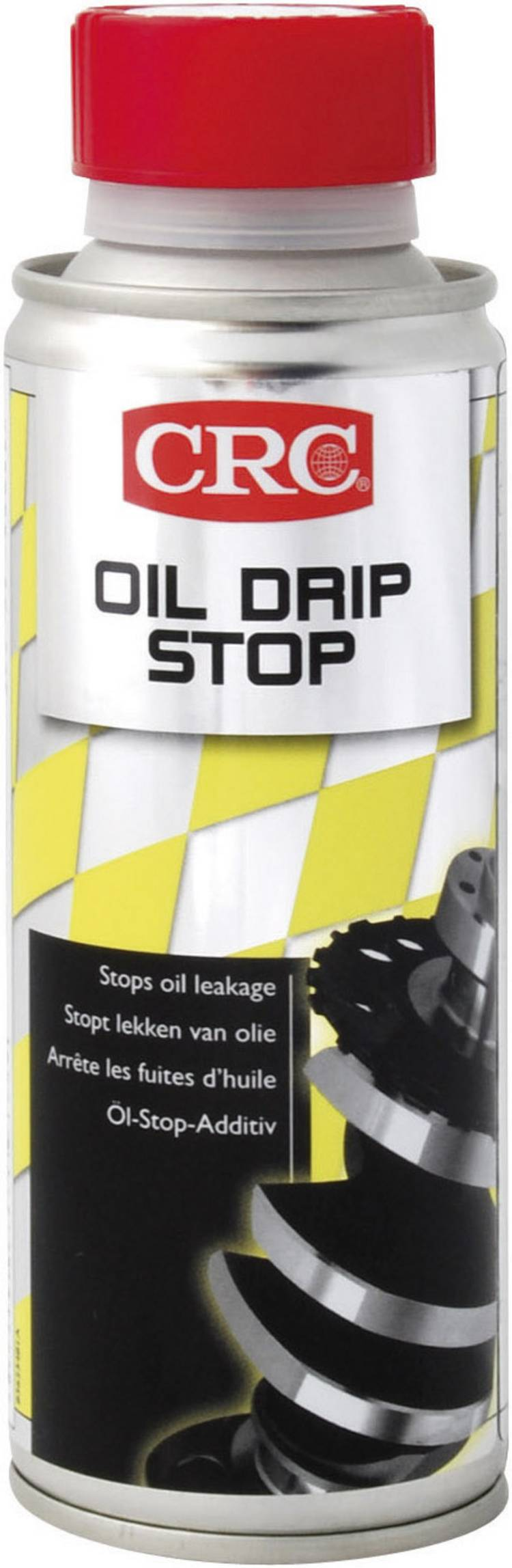 Image of CRC OIL DRIP STOP 32034-AA OIL DRIP STOP olie-stop-toevoeging 200 ml
