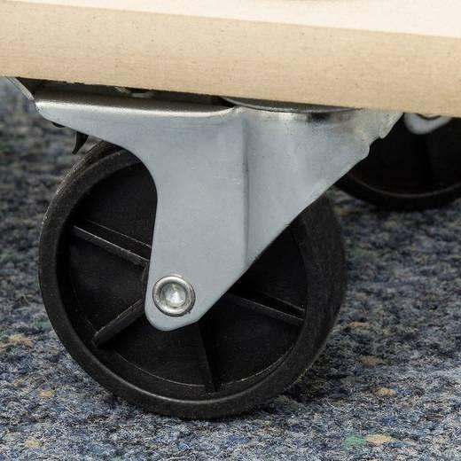Meister Werkzeuge 0820040 Transportroller Hout Laadvermogen (max.): 200 kg