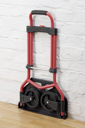 Steekwagen Inklapbaar Laadvermogen (max.): 60 kg Meister Werkzeuge 8985760 8985760