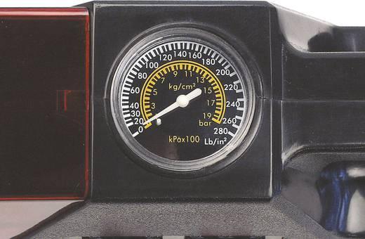 Compressor 17.5 bar Brüder Mannesmann M 097-T Knipperlicht, Met werklamp, Analoge Manometer, Snoeropbergruimte / opname,