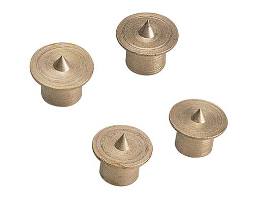Centerpuntsets Wolfcraft 6 mm