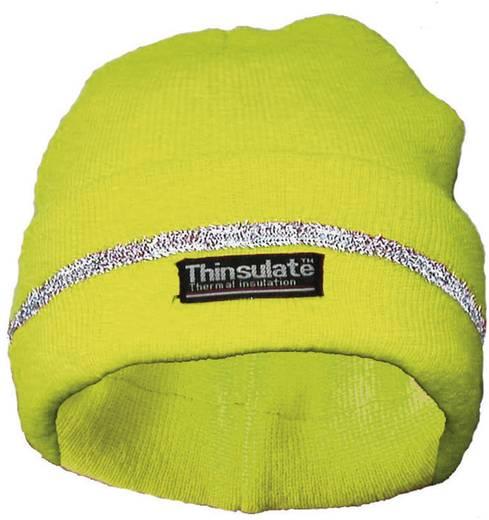 40312 Lasse Beanie Neon-geel