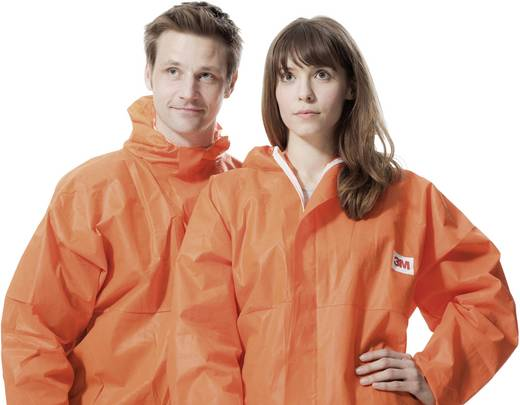 3M GT700000463 Veiligheidspak type 5/6 4515 Maat: XXL Oranje