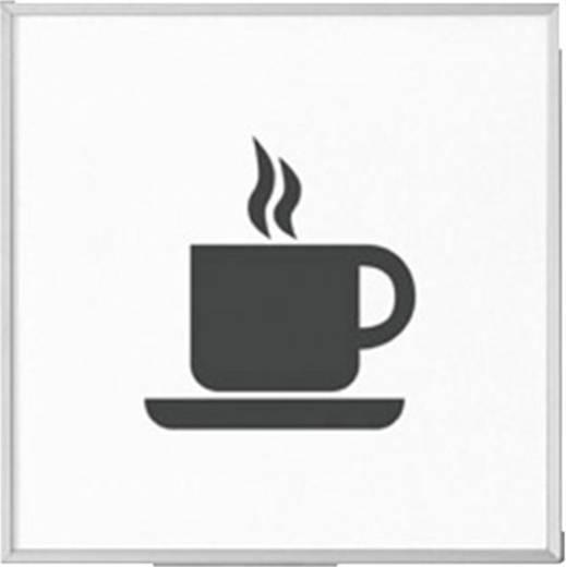 Moedel Madrid Deur Schid 120 met Picto Café I2520PCAFE (l x b) 120 mm x 120 mm 1