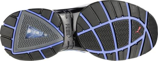 PUMA Safety PACE BLUE LOW HRO SRA 642590 Lage veiligheidsschoen S1P Maat: 42 Grijs, Blauw 1 paar