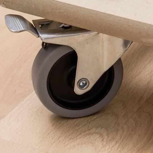 Meister Werkzeuge 0821390 Transportroller Hout Laadvermogen (max.): 200 kg