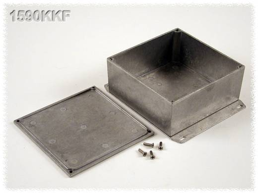 Hammond Electronics 1590KKF Universele behuizing 125 x 125 x 56 Aluminium Naturel 1 stuks