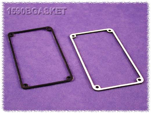 Hammond Electronics 1590LBGASKET Afdichting Silicone Zwart 2 stuks