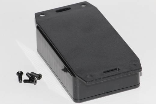 Hammond Electronics 1591MF2BK Universele behuizing 85 x 56 x 26 ABS Zwart 1 stuks