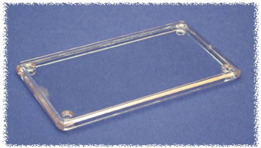 Hammond Electronics 1591TC Behuizingsdeksel (l x b) 120 mm x 80 mm Polycarbonaat Naturel 1 stuks