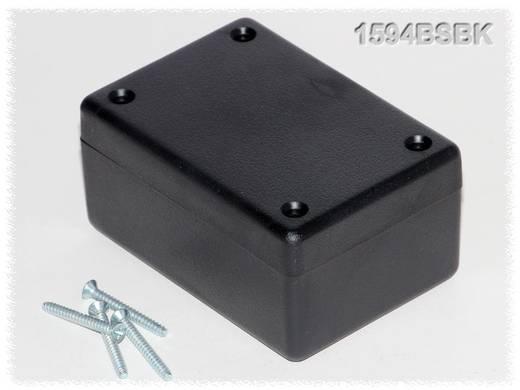 Hammond Electronics 1594BSBK Universele behuizing 81 x 56 x 40 ABS Zwart 1 stuks
