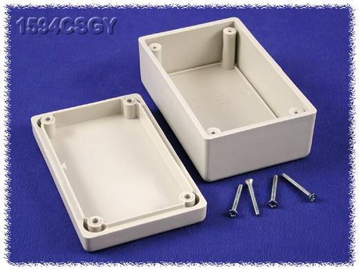Hammond Electronics 1594CSGY Universele behuizing 105 x 66 x 45 ABS Grijs 1 stuks