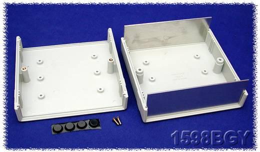 Hammond Electronics 1598BGY Instrumentbehuizing 134 x 135 x 50 ABS Grijs 1 stuks