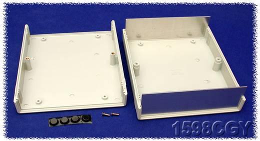 Hammond Electronics 1598CGY Instrumentbehuizing 180 x 155 x 52 ABS Grijs 1 stuks